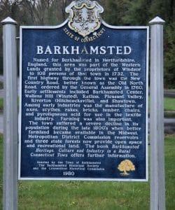 Barkhamstead