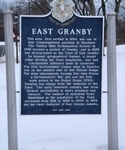 East Granby