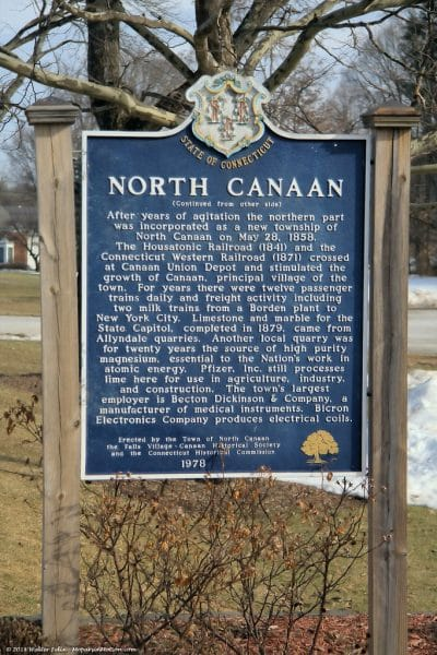 North Canaan