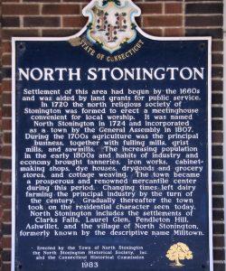 North Stonington