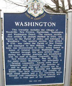 Washington Marker [front]