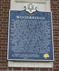 Woodbridge Marker
